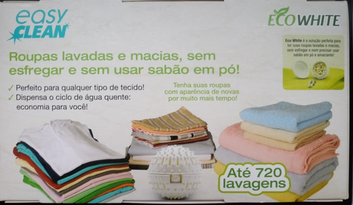 easy clean eco white
