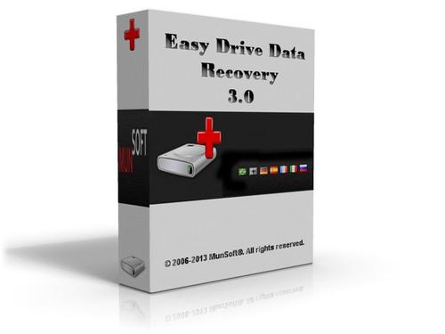 easy drive data recovery/recupere seus arquivos
