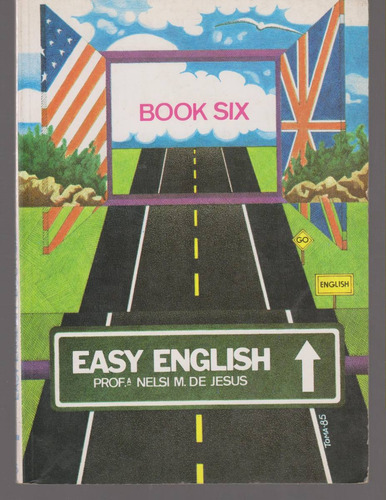 easy english book six - nelsi maria de jesus
