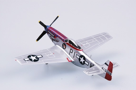 Easy Model - P-51d Mustang Iv Platinum Collectible - 36304 - R$ 89 ...