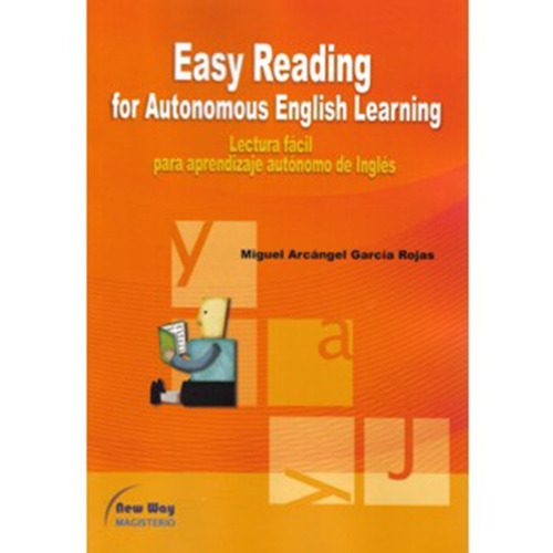 easy reading. for autonomous english learning. lectura fácil