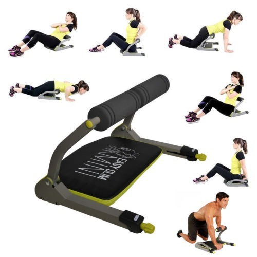 easy slim mini core exerciser 6-in-1 ab sculpting system new