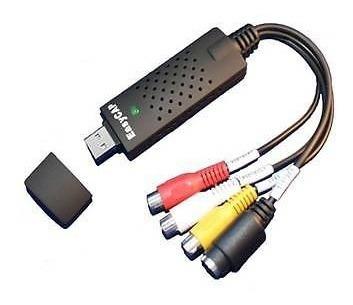 easycap audio video vhs a dvd adaptador de tarjeta de captur