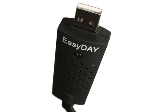 easycap dc60 usb 2.0 adaptador de tarjeta de captura de vide