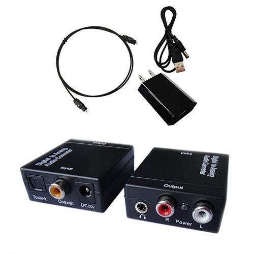 easyday de digital a analógico convertidor de audio digital