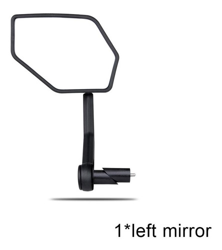 easydo 1 pair bicycle rear view mirror bike cycling wide