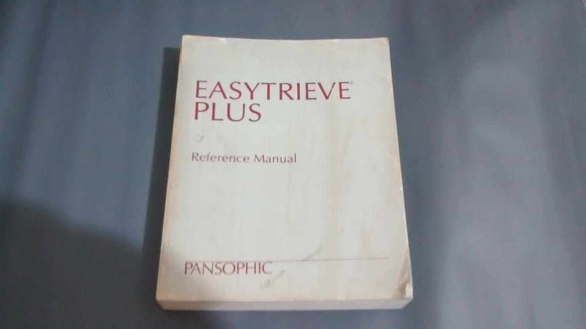easytrieve manual
