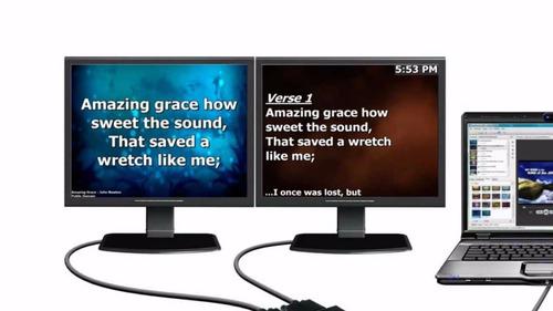 easyworship 7  upg ew6 2009 2007 (para igrejas licenciadas*)