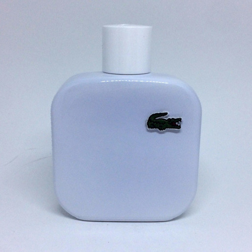 eau de lacoste l12 12 blanc 100ml / lacrado + nota fiscal