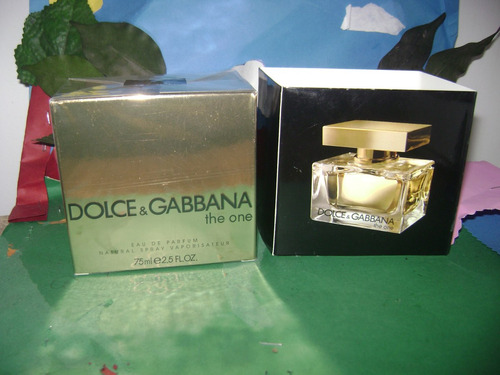 eau de parfum, dolce & gabbana the one , 75 ml, woman