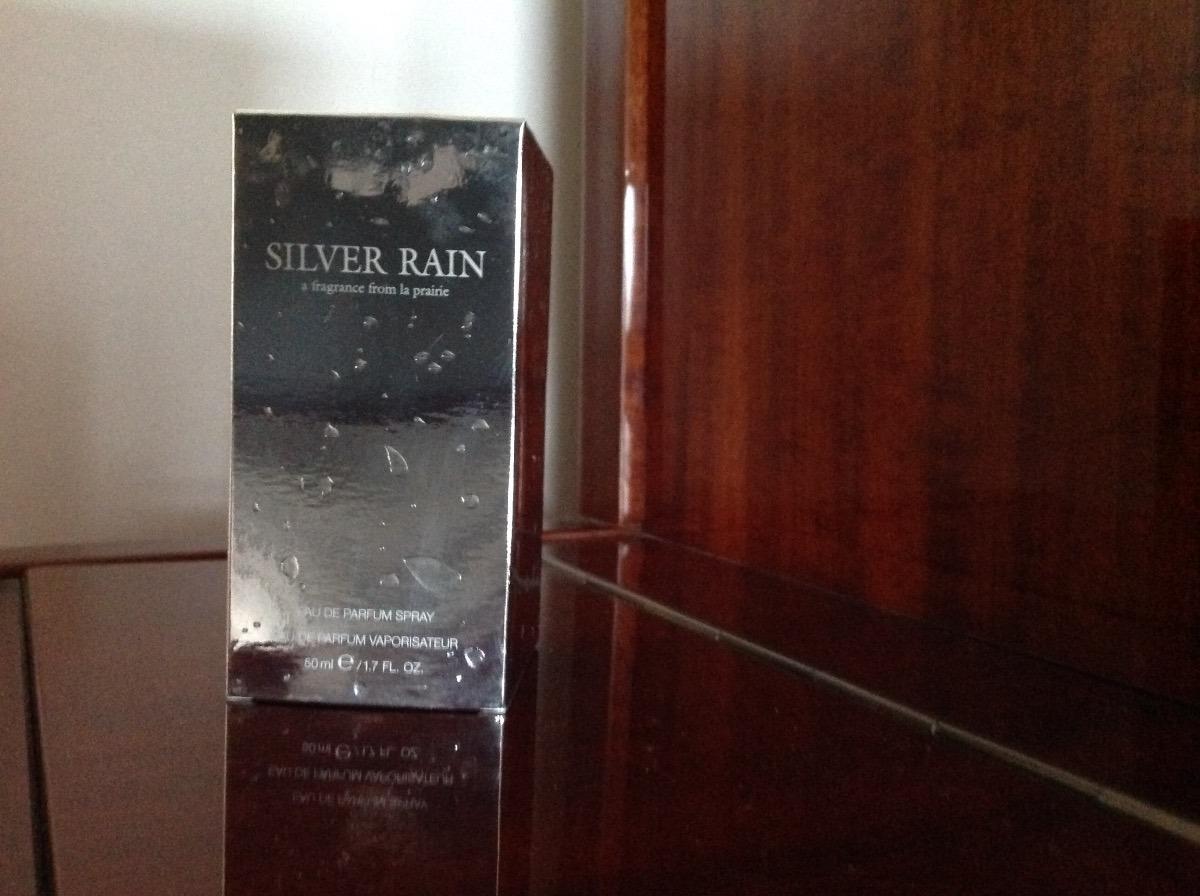 Eau De Parfum Silver Rain La Prairie 50ml R 39900 Em Mercado Livre
