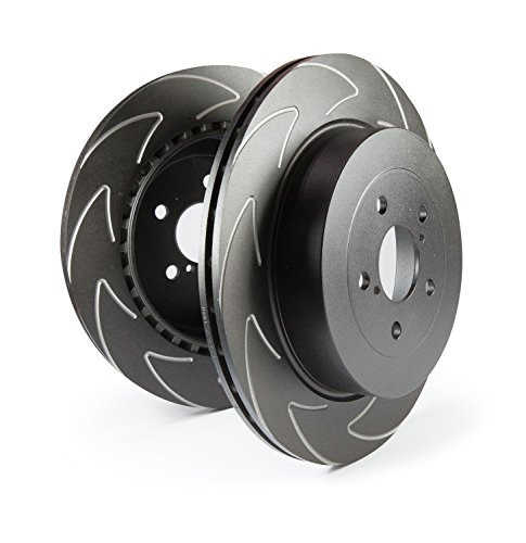 ebc brakes bsd7512 bsd serie deporte rotor w ultra quiet v s