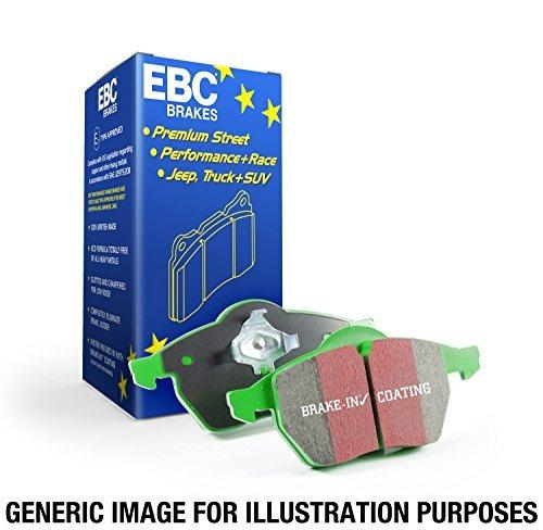 ebc brakes dp21623 greenstuff 2000 serie deporte freno almoh