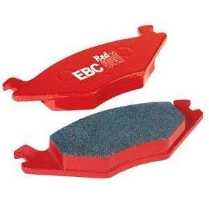 ebc brakes dp31153c redstuff cerámico bajo polvo de frenos