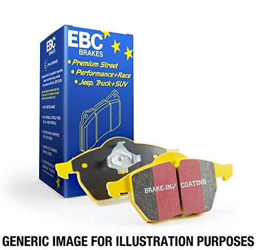 ebc brakes dp42228r yellowstuff calle y la pista de freno pa