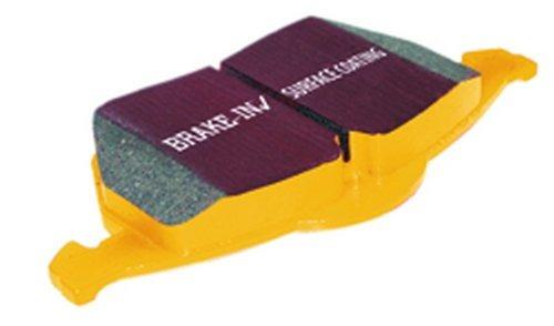 ebc brakes dp4761r yellowstuff calle y pista de frenado almo