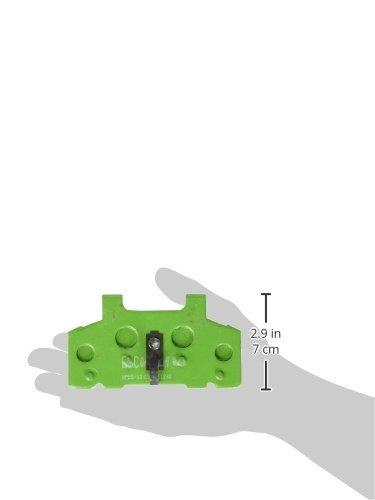 ebc brakes dp61240 6000 serie greenstuff camión y suv brake