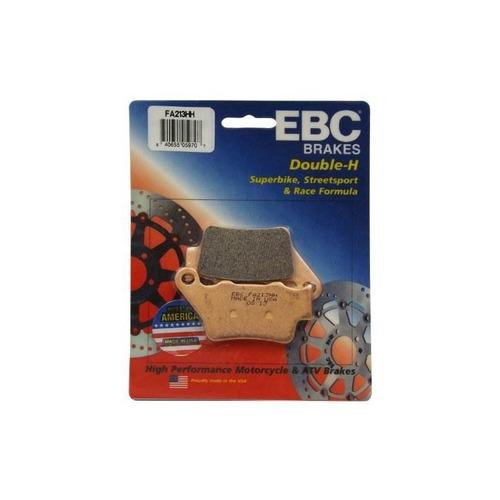 ebc brakes fa 213hh disco de freno de aleación de cobre sint
