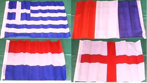 ebdm bandera inglaterra grecia francia holanda sin asta