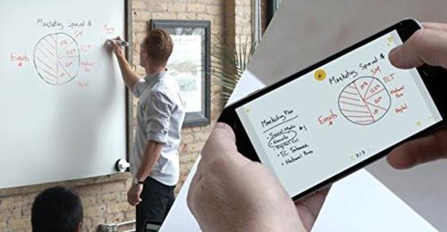 ebeam smartmarker - marcador inteligente luidia - pizarra
