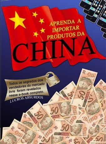 ebook aprenda importar da china comprar vender dropshipping