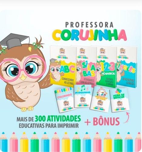 ebook com mais de 300 atividades para educação infantil