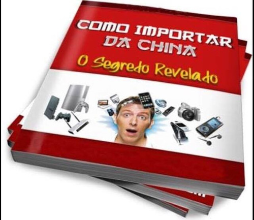 ebook digital de como importar da china