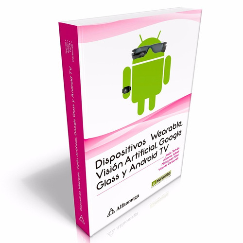 ebook dispositivos wearable, visión artificial, google glass