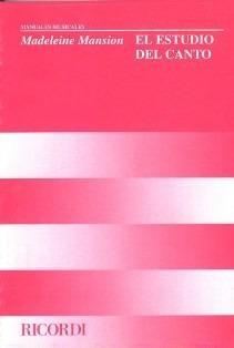ebook el estudio del canto