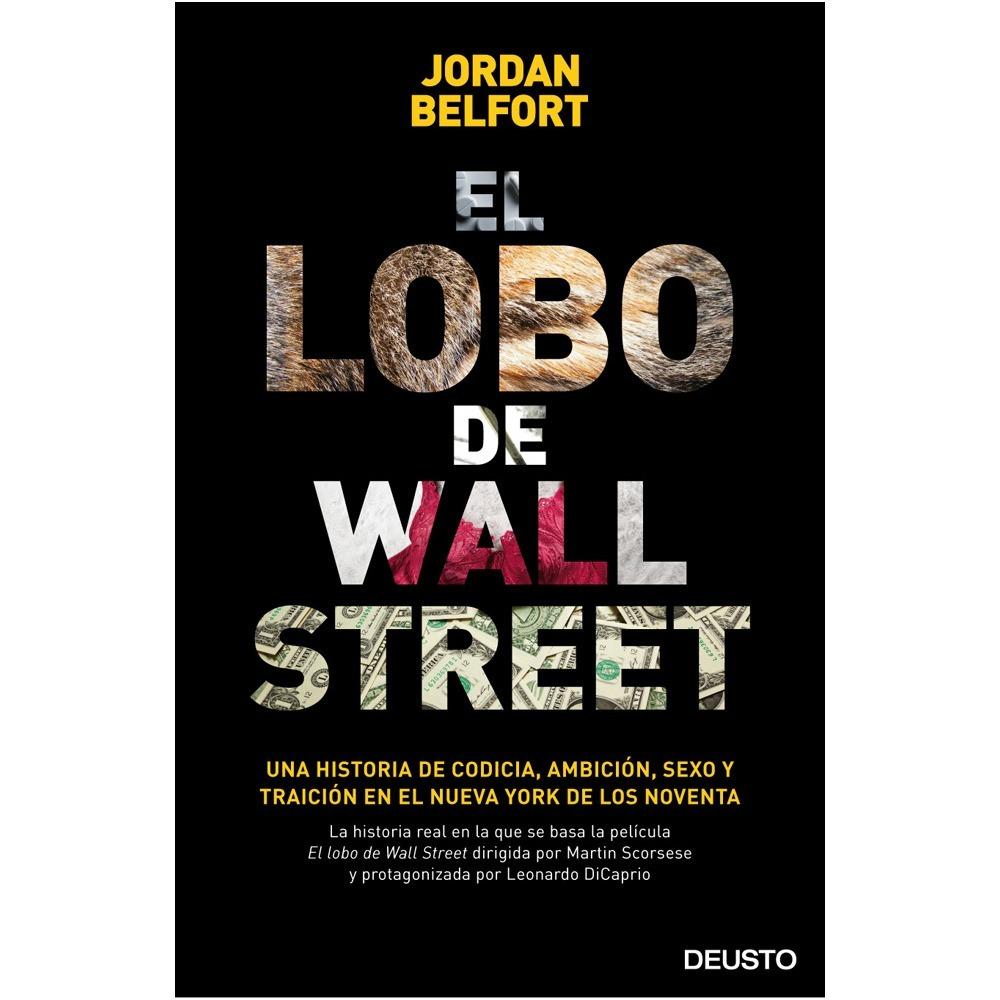 jordan belfort libros
