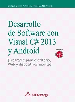ebook libro desarrollo software con visual c# 2013 y android