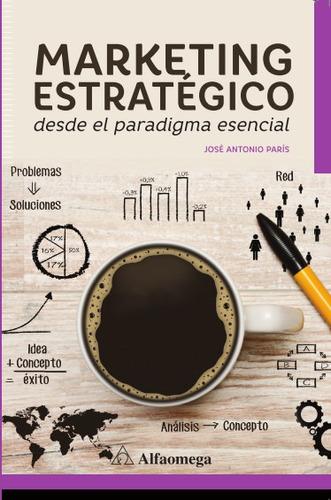 ebook libro marketing estratégico josé antonio paris