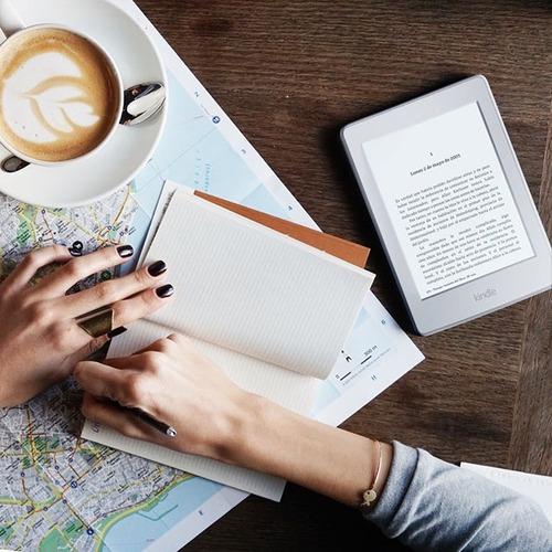 ebook reader kindle amazon 8va generación wifi 6'' 4gb touch