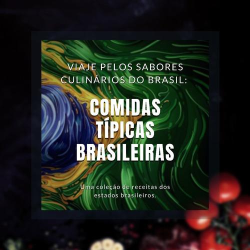 ebook receitas de comidas típicas brasileiras