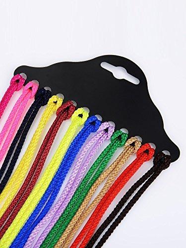 eboot 12 piezas gafas de cordón gafas correa gafas retenedo