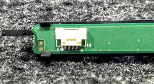 ebr64230201 ebr63567001 - teclado de funções 42sl90qd 47sl90