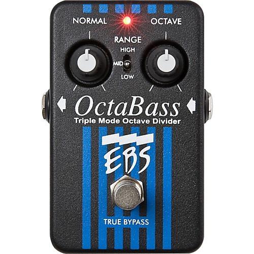 ebs octabass pedal - en stock