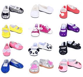 Zapatos Estilos A Pares Ebuddy De 7 MuñecaDiferentes SVjpLqUGzM