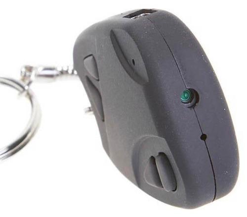 ec camara espia/oculta control de alarma/llavero