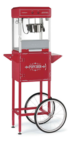 ec-maquina para palomitas de maiz cuisinart - cpm-2500
