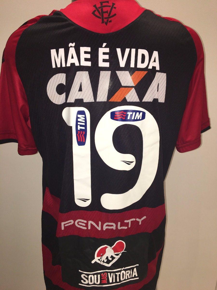 02e0e9a942 Ec Vitória Ba Mãe É Vida Unif.1  19 Jogo X Bahia Bra2014 G - R  129 ...