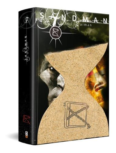 ecc españa - sandman edición deluxe tomo 7 funda de arena