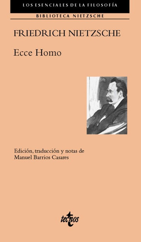 ecce homo(libro filosofía)