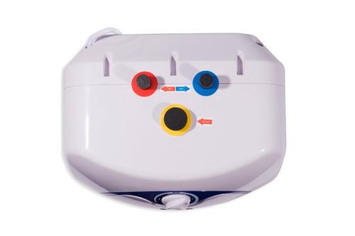 eccotemp em - calentador eléctrico de agua de mini galón de