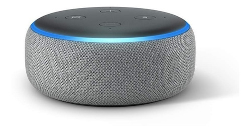 echo dot 3 alexa parlante asistente virtual amazon speaker