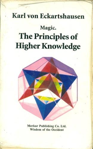 eckartshausen : magia, los principios del conocimiento super
