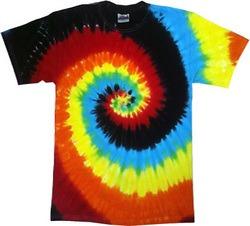 eclipsar tie tinte t - camisa tamaños s -3xl- xxl
