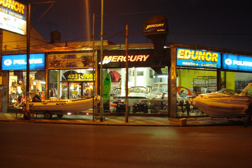 eclipse 18 cuddy con mercury 115 nueva 0 hs - edunor