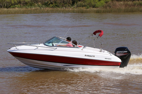 eclipse 18 cuddy con motor mercury 115 hp 4t