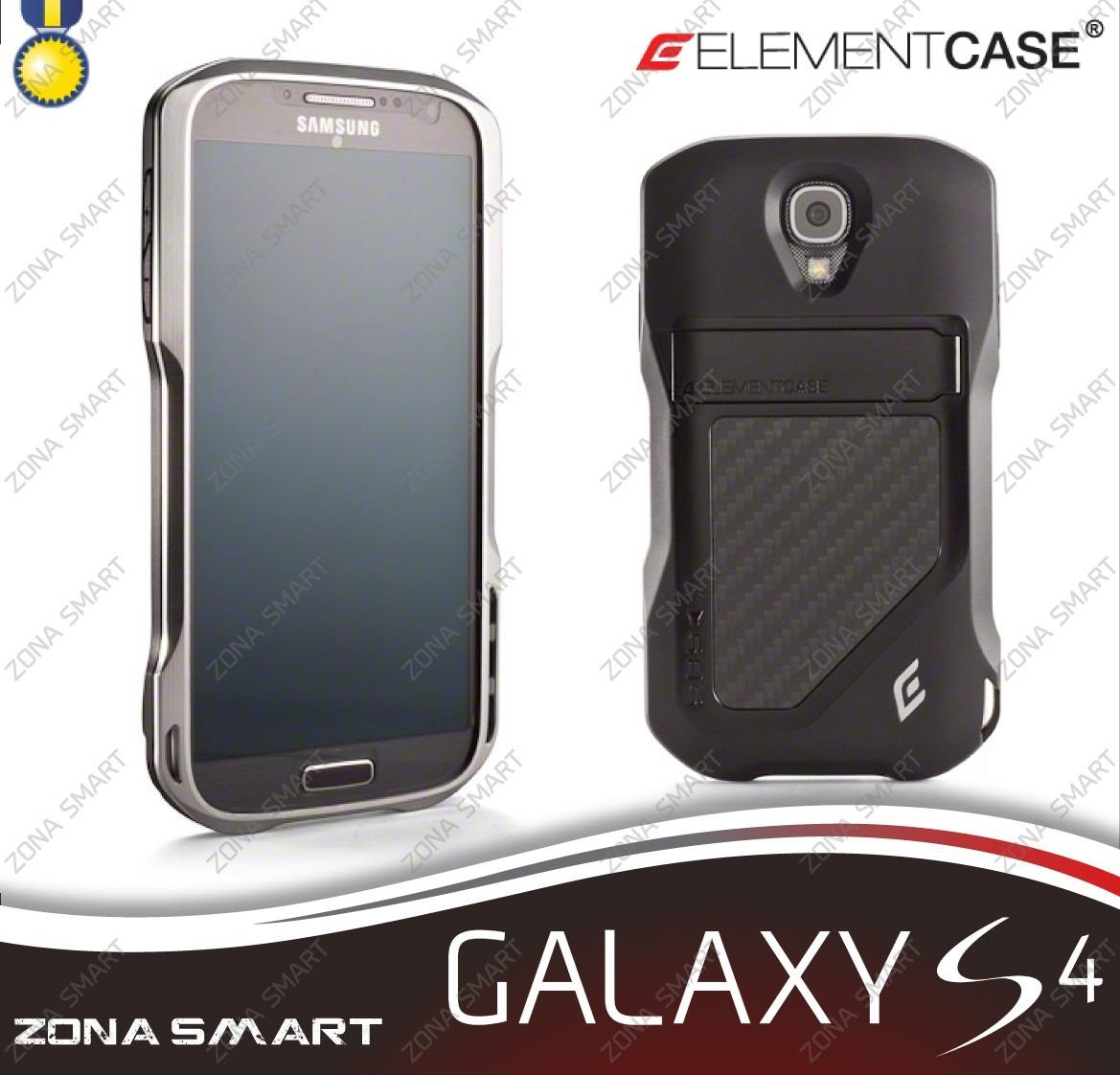 new products 903dc 436a9 Eclipse Case Samsung Galaxy S4, Element Case Aluminio Bumper